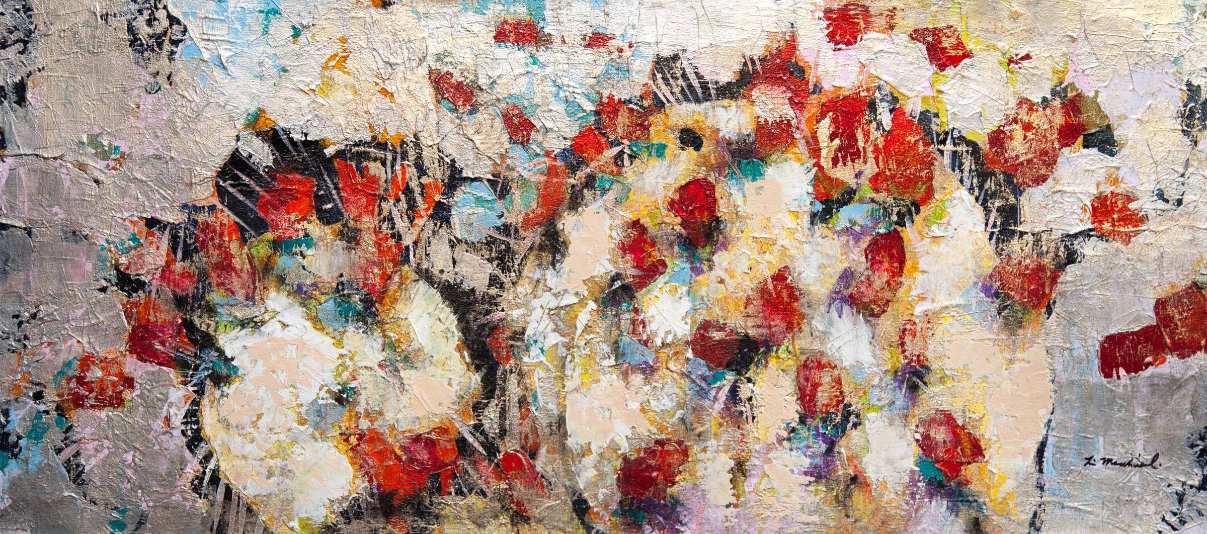 Lisa Macchiaroli - Desert Rose 20x40