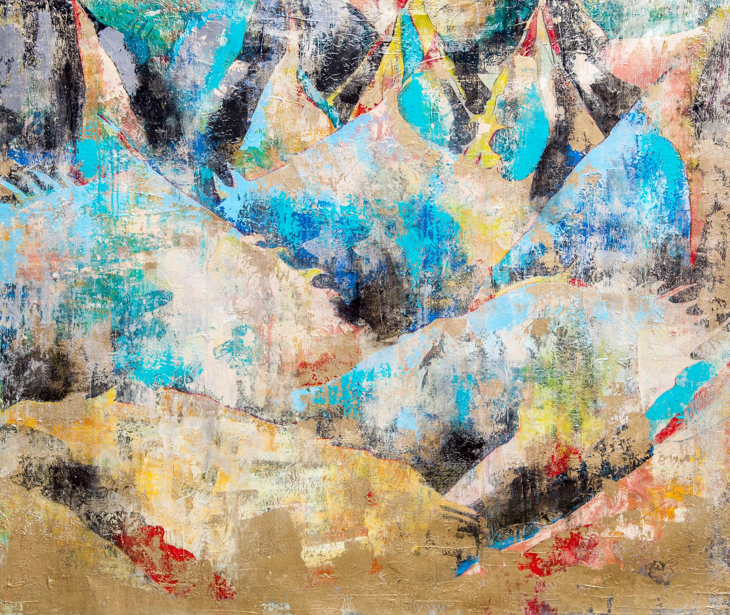 Lisa Macchiaroli - Midnight Agave 50x60