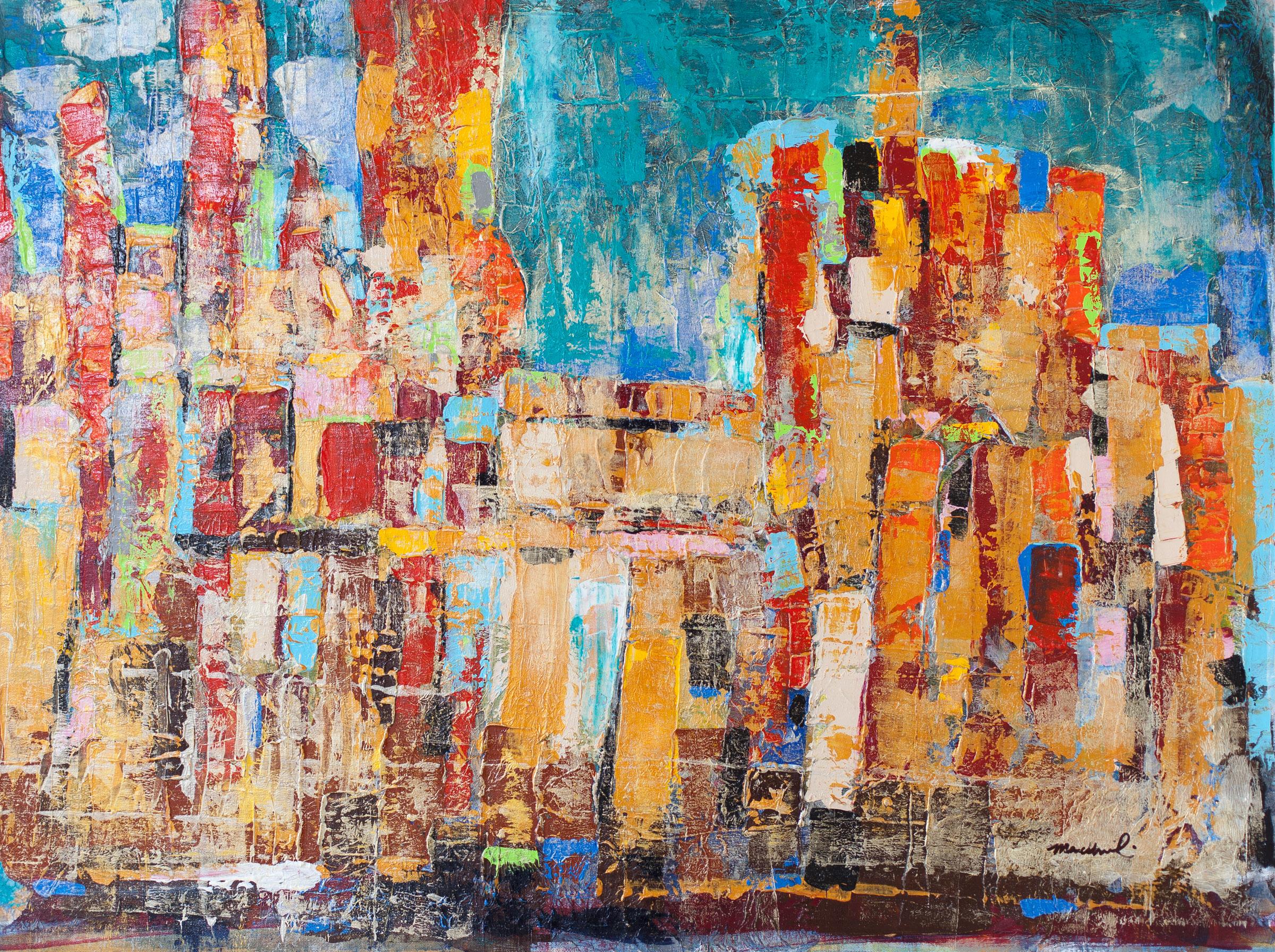 Lisa Macchiaroli - Red Rocks 28x38